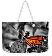 014 Making Things New Via The Butterfly Series Weekender Tote Bag