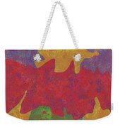 0146 Abstract Thought Weekender Tote Bag