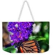 015 Making Things New Via The Butterfly Series Weekender Tote Bag
