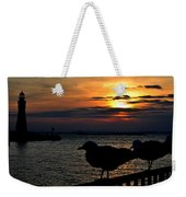 015 Sunset Series Weekender Tote Bag