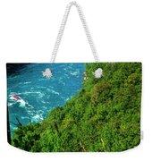 017 Niagara Gorge Trail Series  Weekender Tote Bag