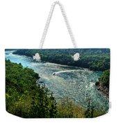 018 Niagara Gorge Trail Series  Weekender Tote Bag