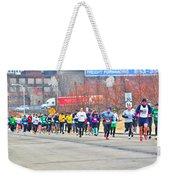 018 Shamrock Run Series Weekender Tote Bag