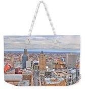 02 Series Of Buffalo Ny Via Birds Eye East Side Weekender Tote Bag