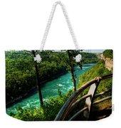 020 Niagara Gorge Trail Series  Weekender Tote Bag