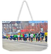 020 Shamrock Run Series Weekender Tote Bag