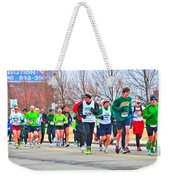 021 Shamrock Run Series Weekender Tote Bag