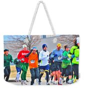 022 Shamrock Run Series Weekender Tote Bag