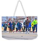 023 Shamrock Run Series Weekender Tote Bag