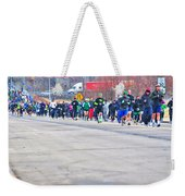 026 Shamrock Run Series Weekender Tote Bag