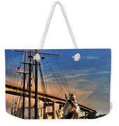028 Empire Sandy Series  Weekender Tote Bag