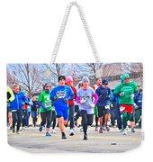 029 Shamrock Run Series Weekender Tote Bag