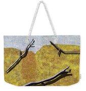 0291 Abstract Landscape Weekender Tote Bag