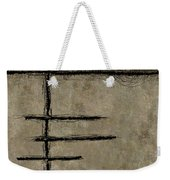 0292 Abstract Thought Weekender Tote Bag