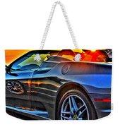 03 Ferrari Sunset Weekender Tote Bag