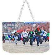 032 Shamrock Run Series Weekender Tote Bag