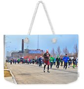 037 Shamrock Run Series Weekender Tote Bag