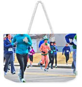 038 Shamrock Run Series Weekender Tote Bag