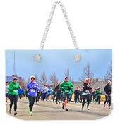 041 Shamrock Run Series Weekender Tote Bag
