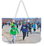 042 Shamrock Run Series Weekender Tote Bag