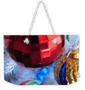 05 Christmas Card Weekender Tote Bag