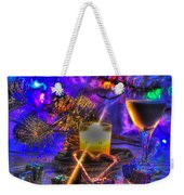 05 Holiday Photo Weekender Tote Bag