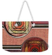 0523 Abstract Thought Weekender Tote Bag