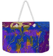 0527 Abstract Thought Weekender Tote Bag