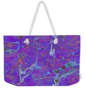0528 Abstract Thought Weekender Tote Bag