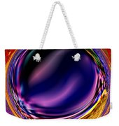 0538 Abstract Thought Weekender Tote Bag