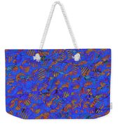 0539 Abstract Thought Weekender Tote Bag