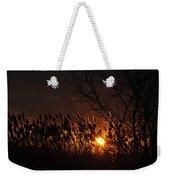 06 Sunset Weekender Tote Bag