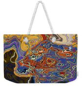 0615 Abstract Thought Weekender Tote Bag