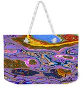0620 Abstract Thought Weekender Tote Bag