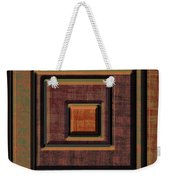 0622 Abstract Thought Weekender Tote Bag