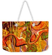 0625 Abstract Thought Weekender Tote Bag