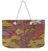 0637 Abstract Thought Weekender Tote Bag