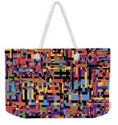 0649 Abstract Thought Weekender Tote Bag