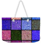0663 Abstract Thought Weekender Tote Bag