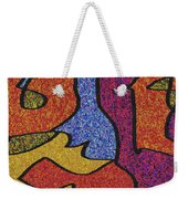 0664 Abstract Thought Weekender Tote Bag