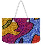 0665 Abstract Thought Weekender Tote Bag