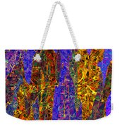 0666 Abstract Thought Weekender Tote Bag