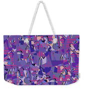0667 Abstract Thought Weekender Tote Bag