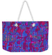 0671 Abstract Thought Weekender Tote Bag
