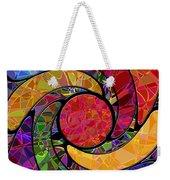 0677 Abstract Thought Weekender Tote Bag