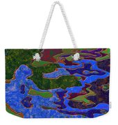 0681 Abstract Thought Weekender Tote Bag