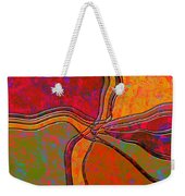 0683 Abstract Thought Weekender Tote Bag