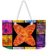 0690 Abstract Thought Weekender Tote Bag