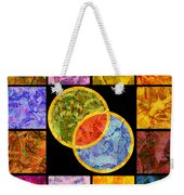 0691 Abstract Thought Weekender Tote Bag