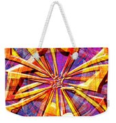 0692 Abstract Thought Weekender Tote Bag